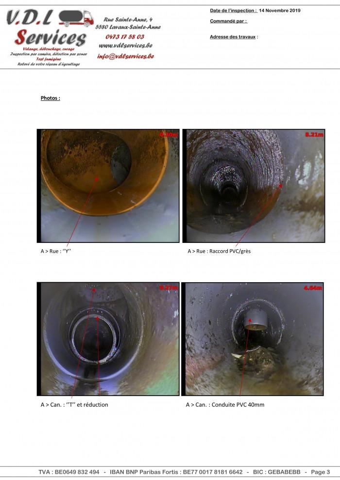 Rapport d'inspection-2